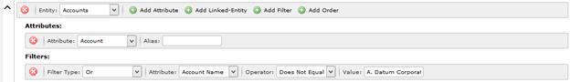 Fetch XML Filter