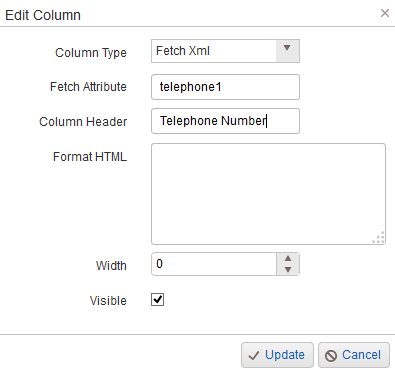 how to add tab separated column