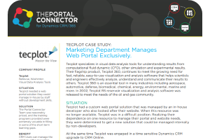 The Portal Connector Case Studies