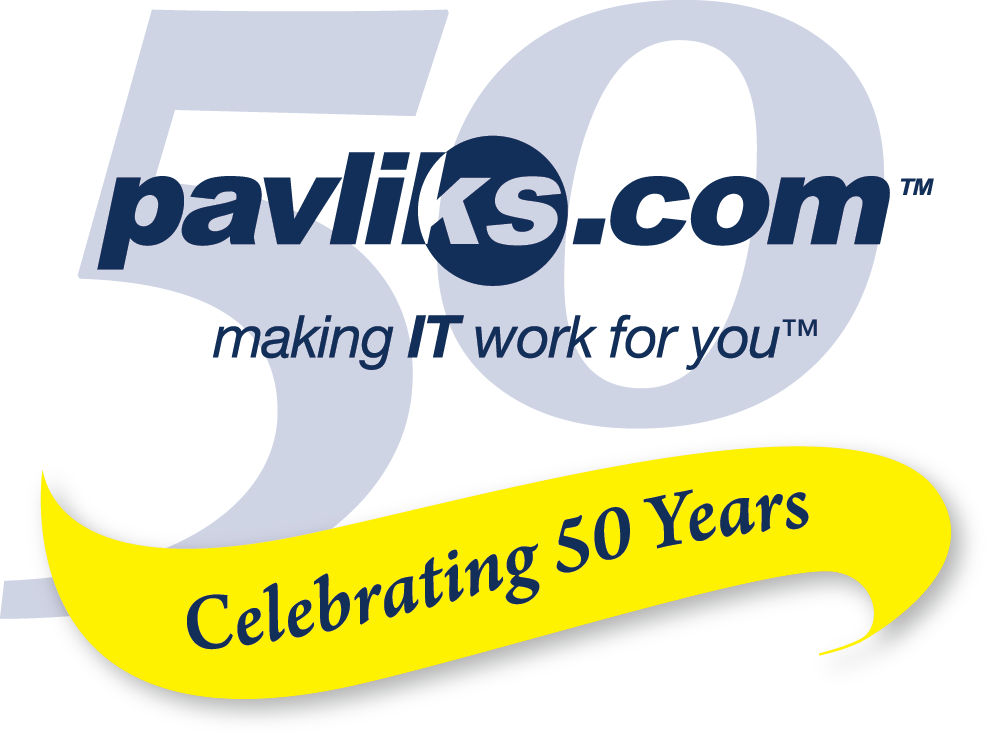 pavliks.com - Celebrating 50 Years in Business