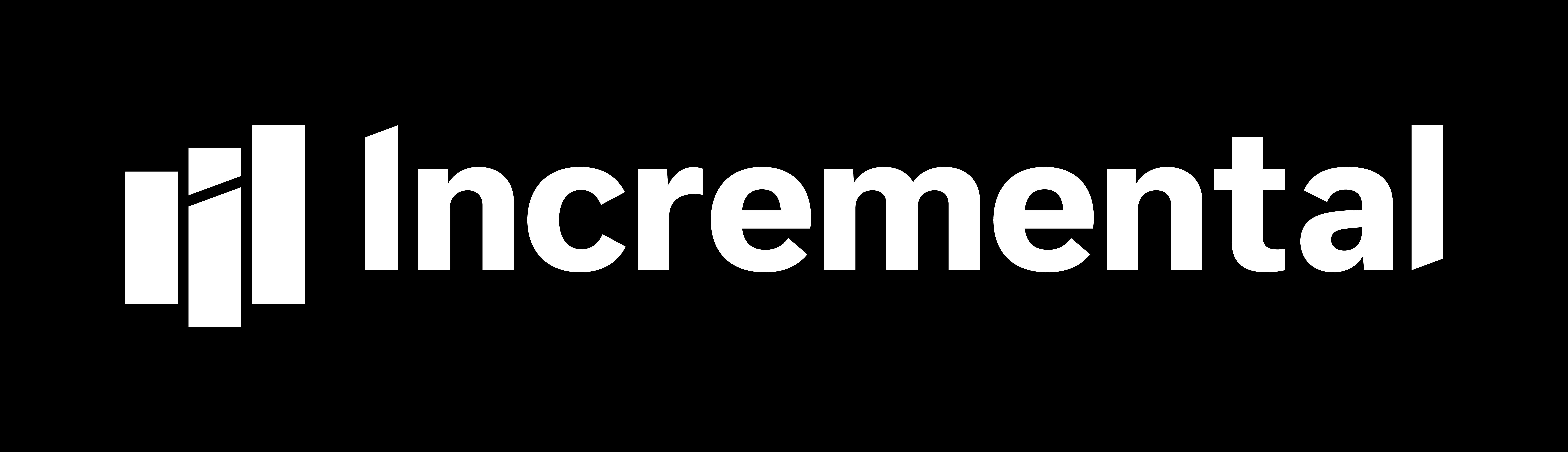 Incremental logo