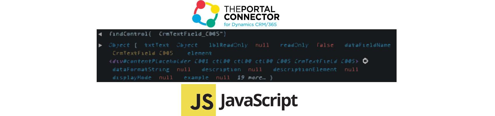 The Portal Connector JavaScript API Basics