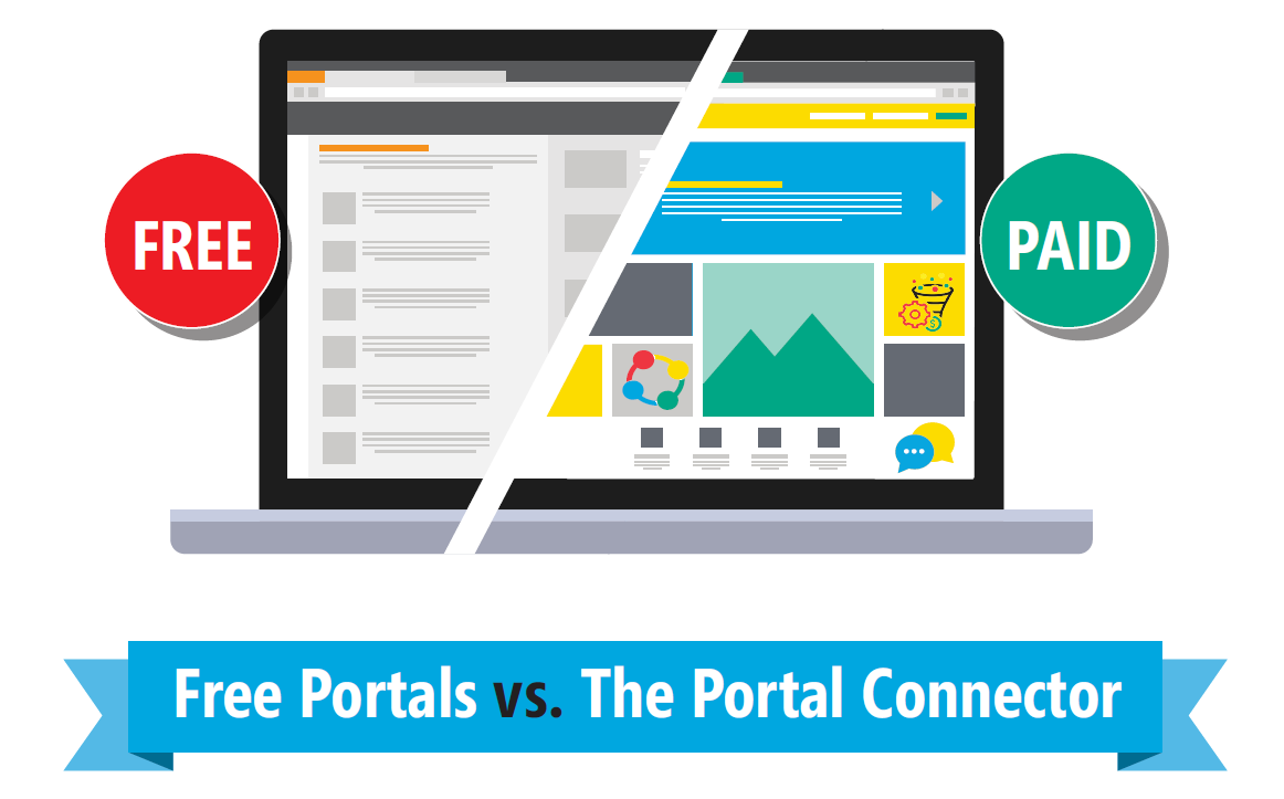 Free Portal vs. The Portal Connector