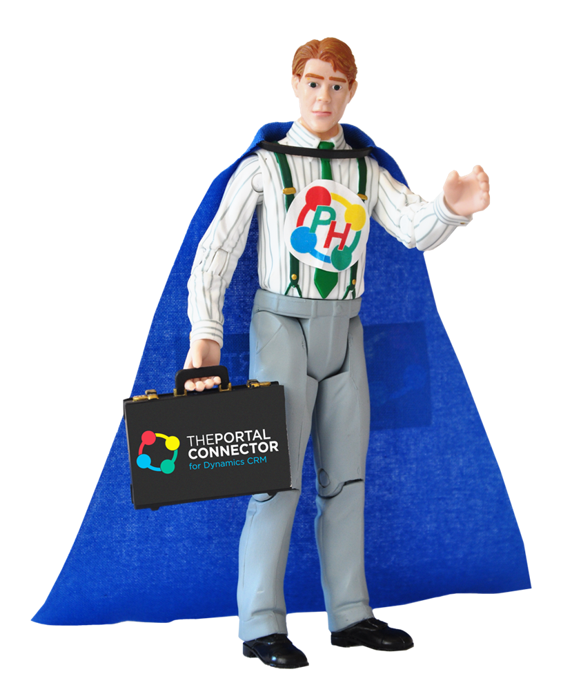 Portal Hero of The Portal Connector for Dynamics CRM / 365