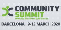 Community Summit Barcelona 2020