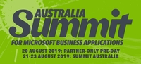 Summit Australia for Microsoft Business Applications 2019