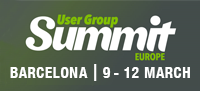 User Group Summit Barcelona 2020