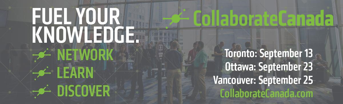 The Portal Connector at Collaborate Canada 2019
