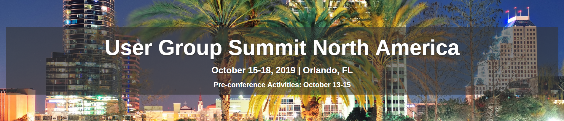 The Portal Connector at User Group Summit Orlando 2019