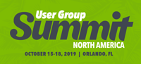 User Group Summit Orlando 2019